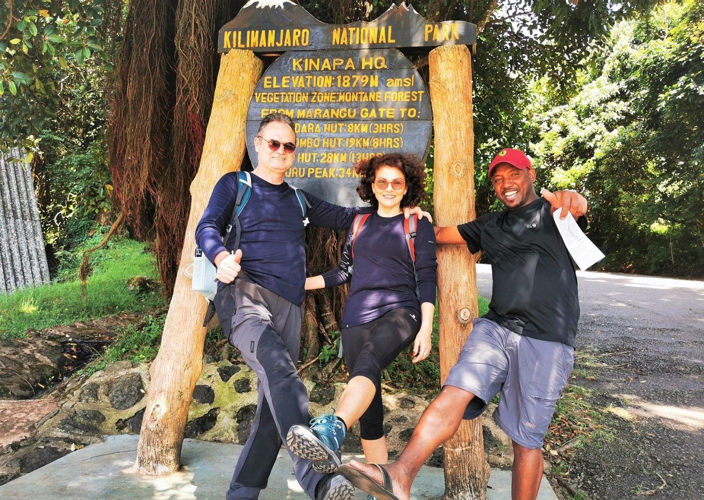 2 Days Kilimanjaro Trekking Marangu Route