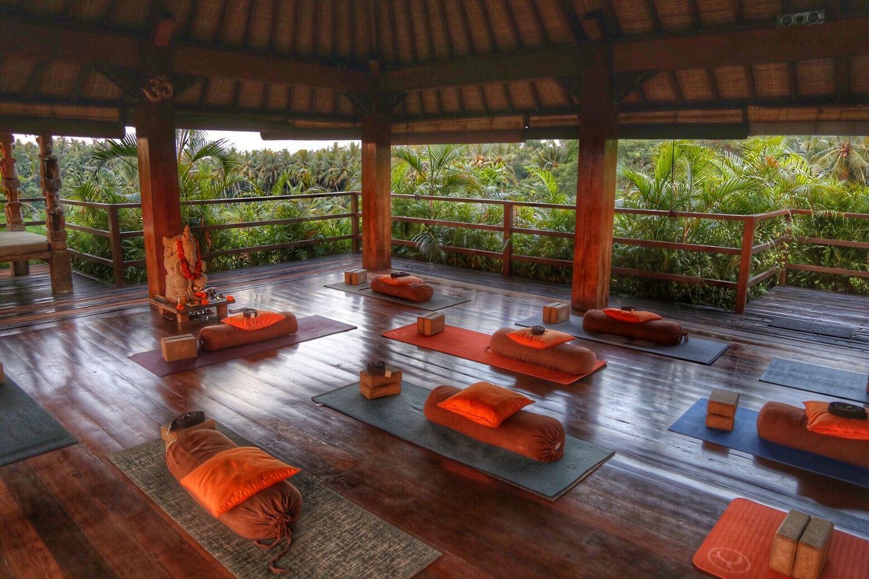 Wild Adventure Immersion  & Master Workshops- Yoga Bali