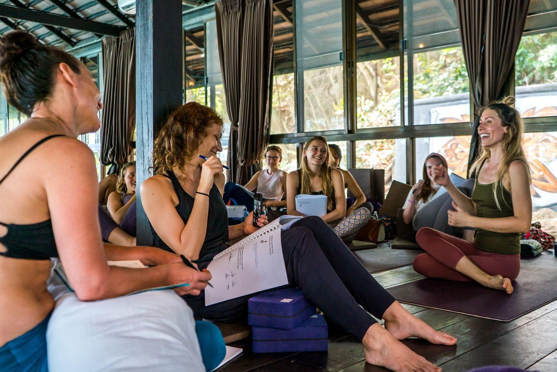Jess Rose Yoga - Aligned With Purpose 200 Hour Yoga Teacher Training