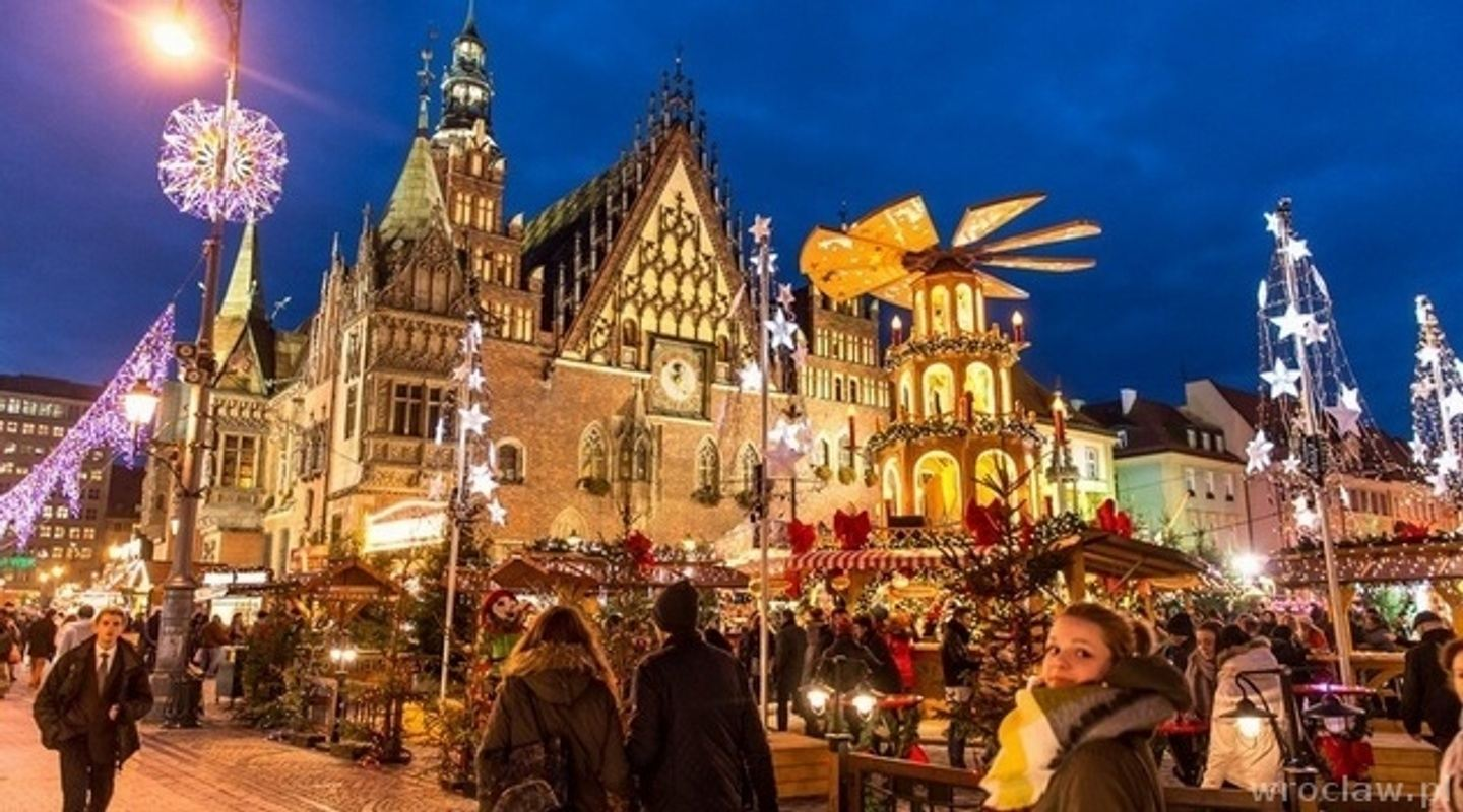 The Magic of Christmas Markets in Poland