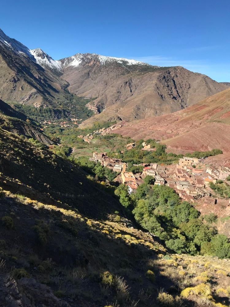 Atlas Mountain Day Trip