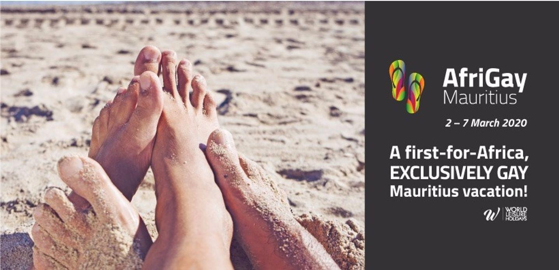 AfriGay Mauritius 2020