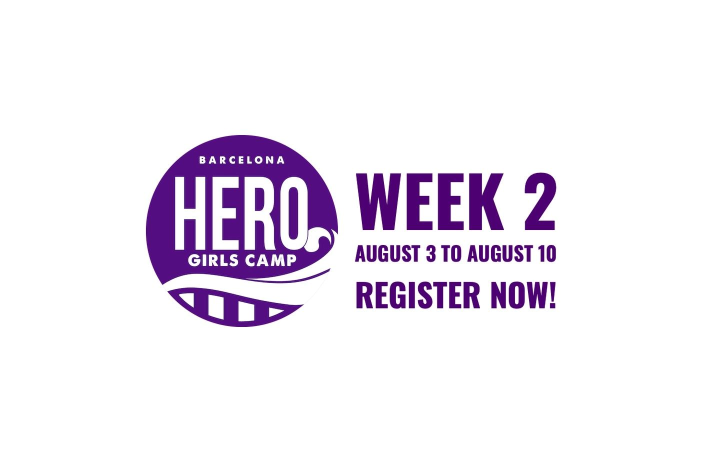 HERO Girls Camp 2019 - Week 2