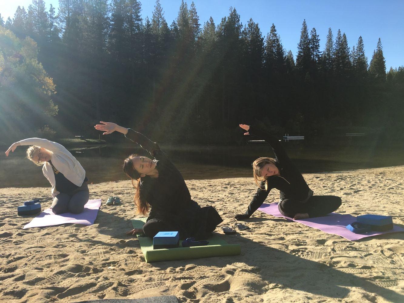 Yoga and Wellness Weekend Retreat