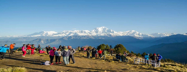 Ghorepani Poon Hill Trek | Magical Viewpoint Trek in Nepal