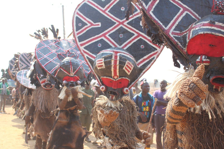 Likumbi Lya Mize Traditional Ceremony