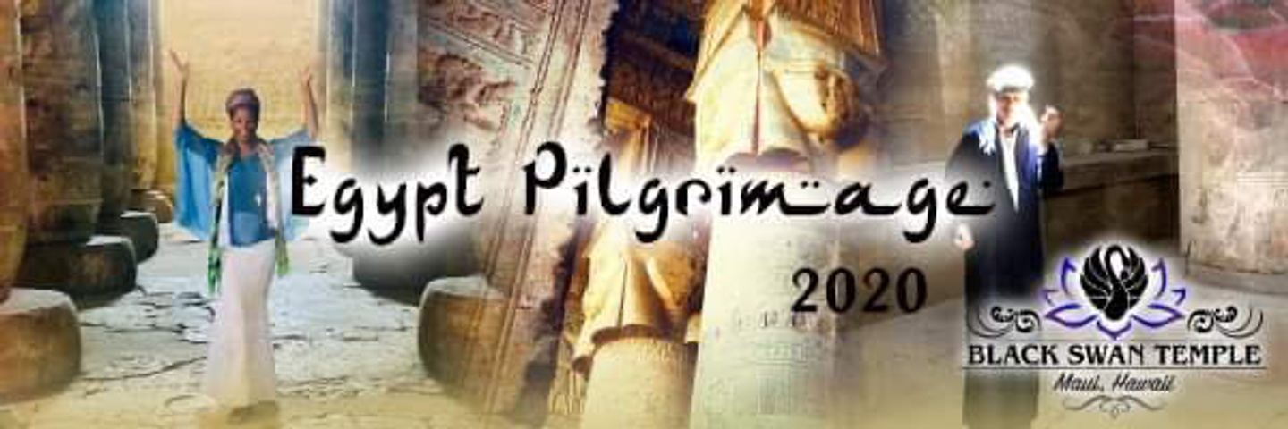 13 Day Ancient Egypt Pilgrimage w Yoga & Sound Healing