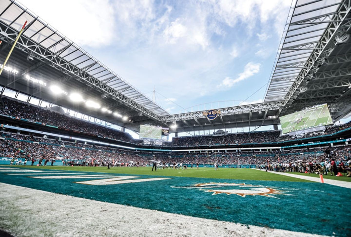 Eagles at Miami Dolphins