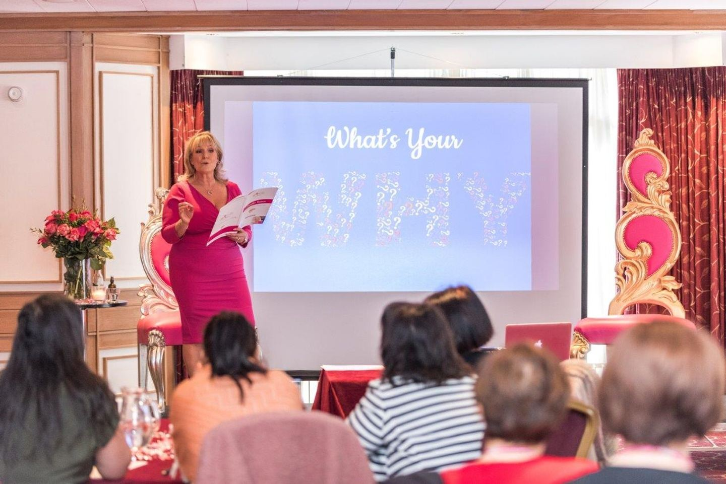Empowerment Coaching for Female Entrepreneurs with Michele Walsh