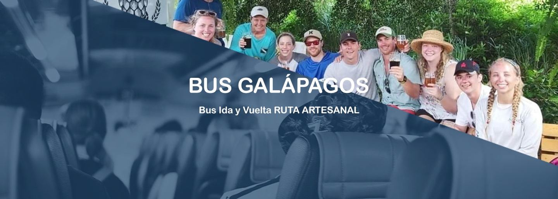 "Bus ida y vuelta ""Ruta Artesanal"""