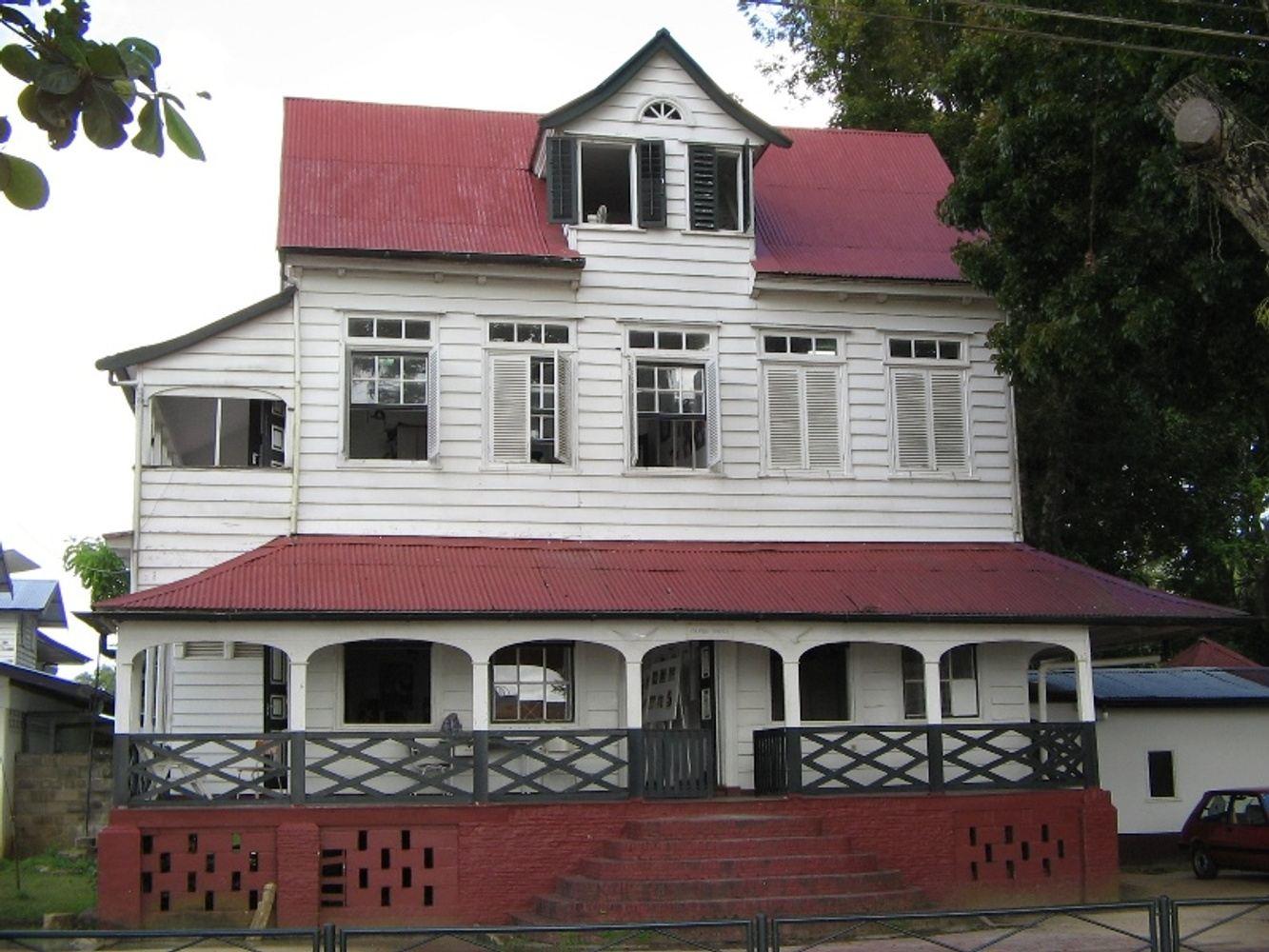 Paramaribo virtual city tour