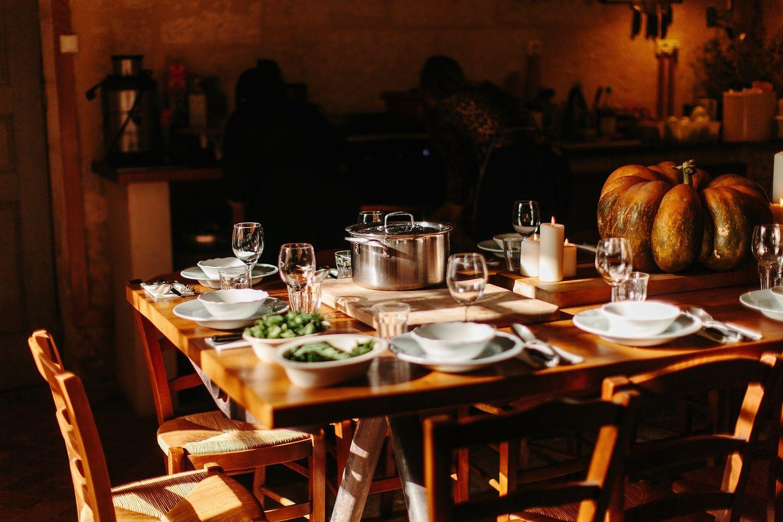 FOOD + YOGA retreat in Provence
