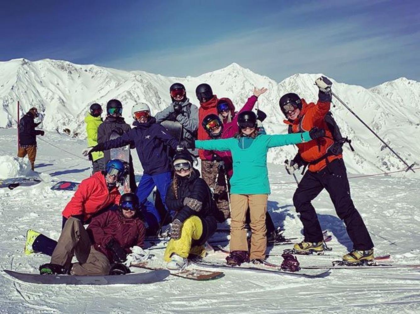 Ski + Snowboard + Yoga JAPAN