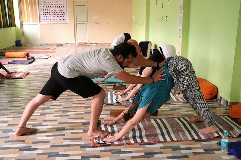 200 hour 28 days Yoga Teacher Training Course