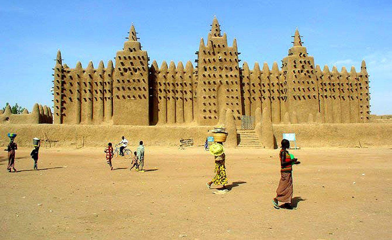 Timbuktu before gradution!!