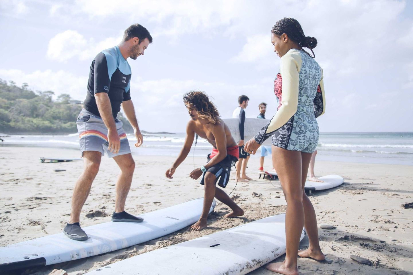 Nicaragua 7-Day Surf Trip - Barefoot Surf Travel (8th to 15th May)