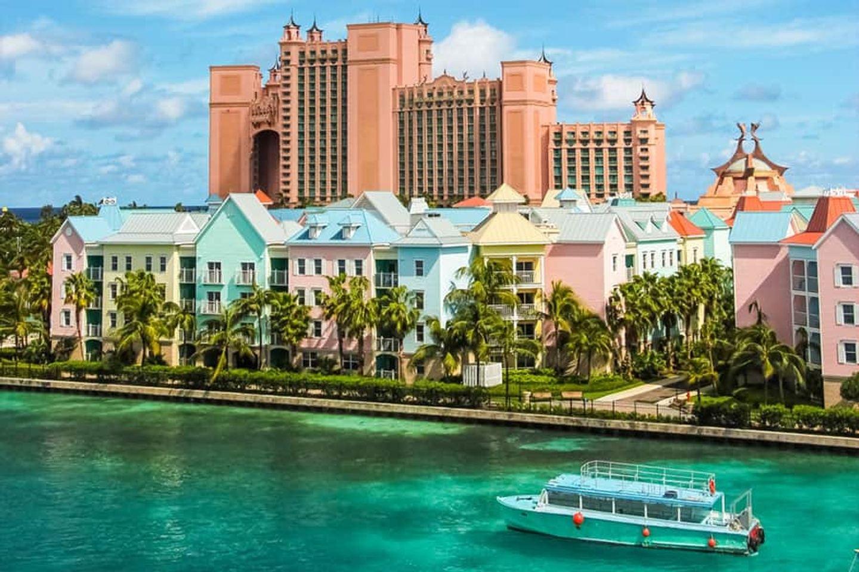 Cruising to Nassau and Princess Cays BAHAMAS