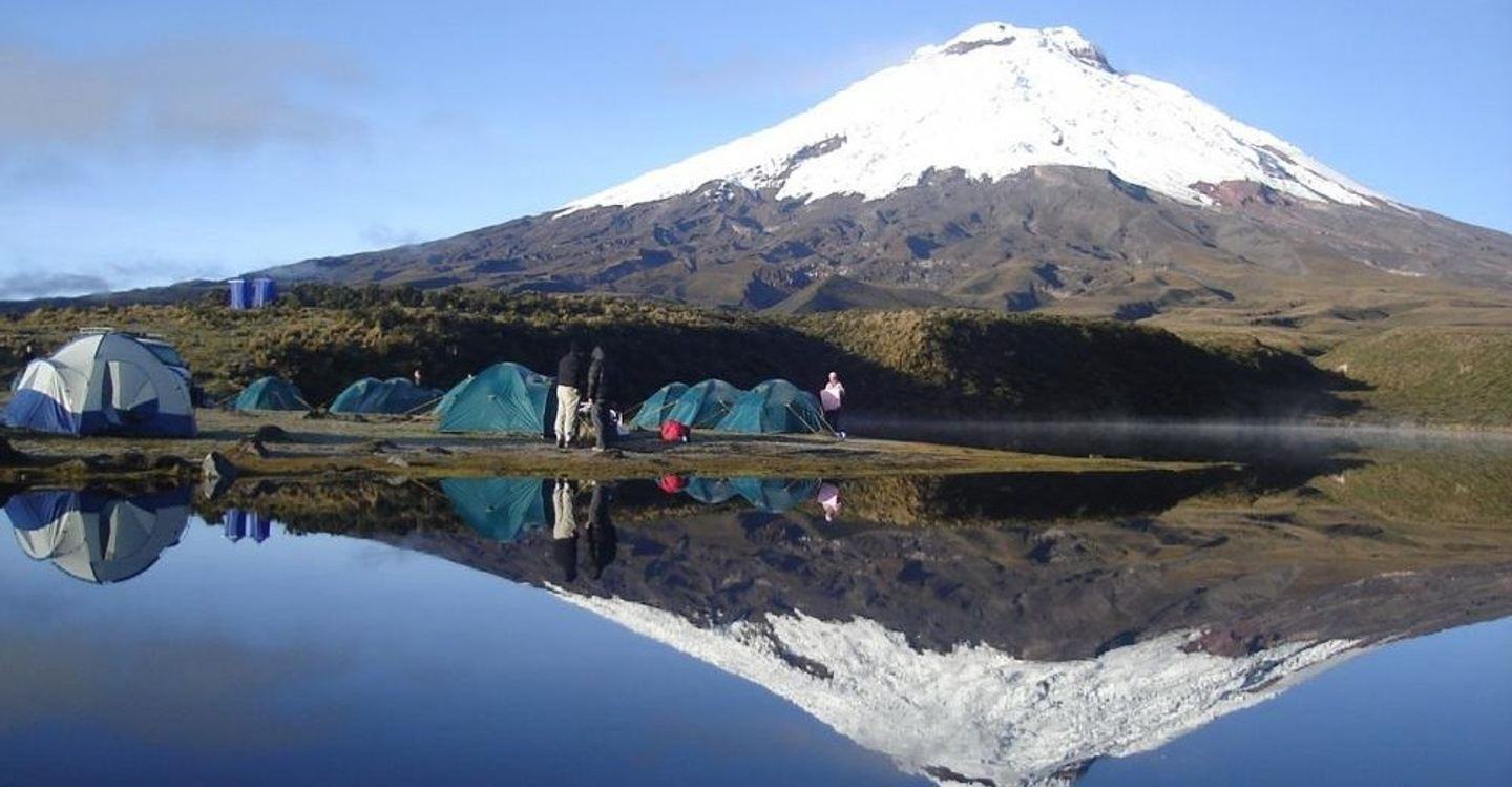 Cotopaxi and Quilotoa Tour