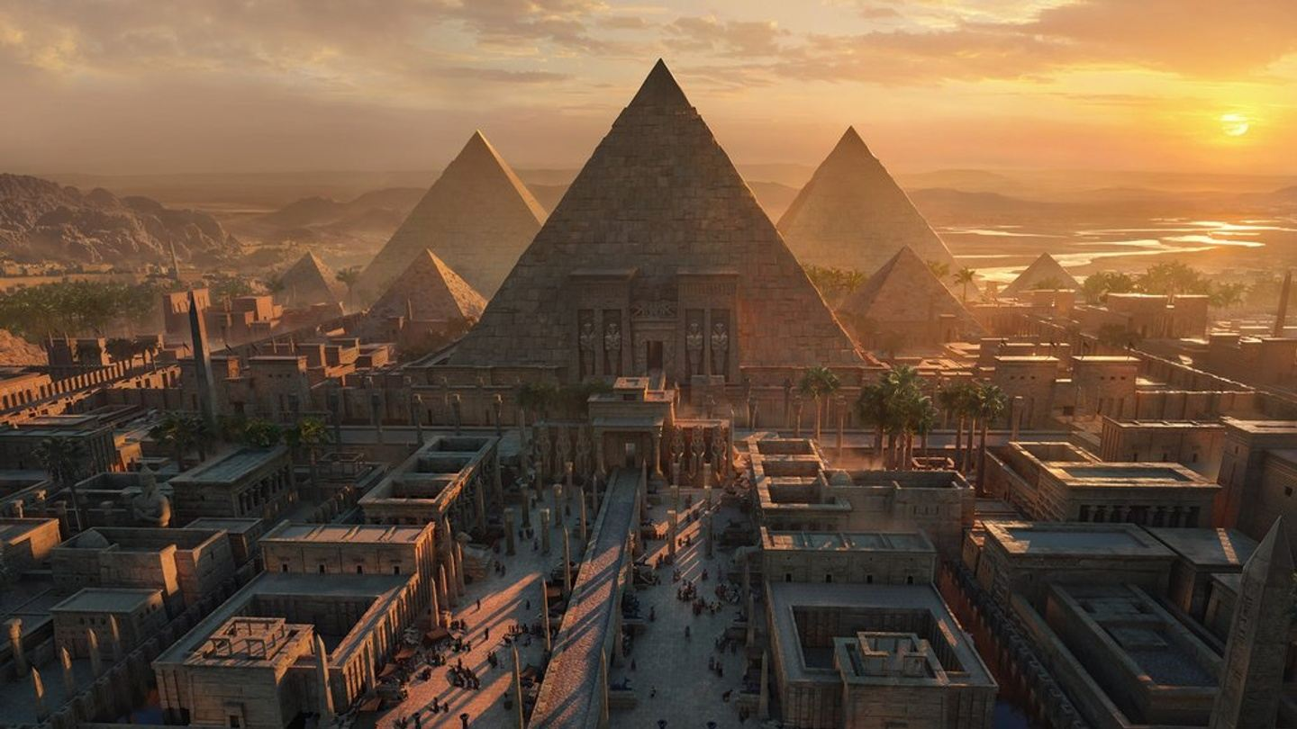 Take Me There: Cairo, Egypt (Flights INCLUDED)