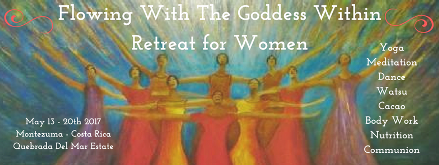 Flowing with the Goddess within