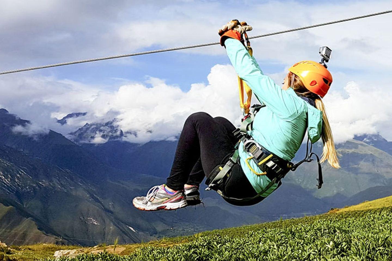 Tirolesa y Cuatrimotos en Cusco, 1 dia - Oferta