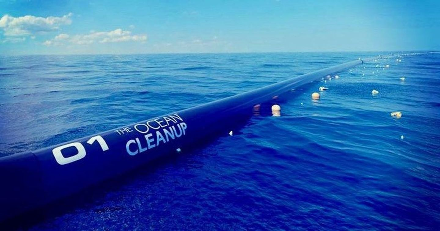 Clean Up the Oceans