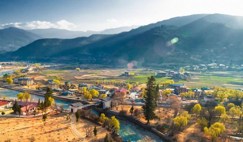 Bhutan-Himalaya