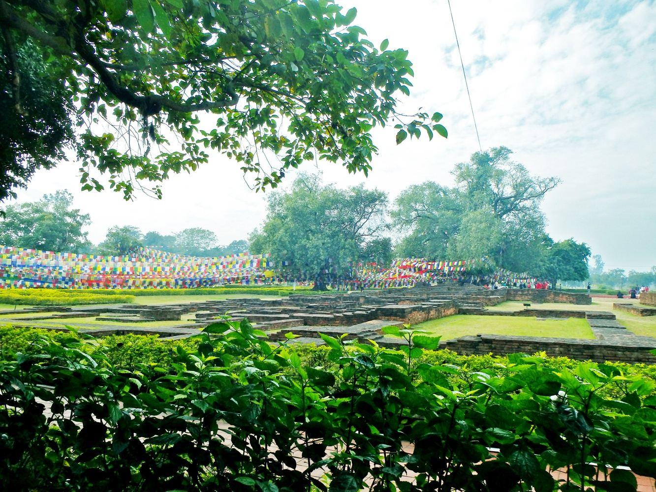 Day trip to Lumbini tour to Buddha birth place in Nepal