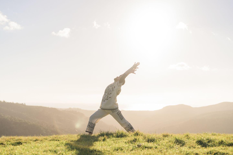Slow Flow & Sound Healing on Mt Tam