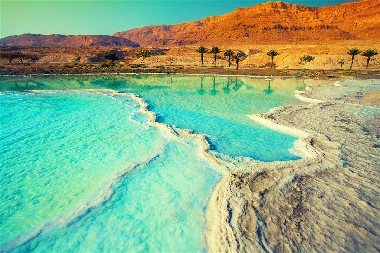 Magnificent Healing Dead Sea Tour