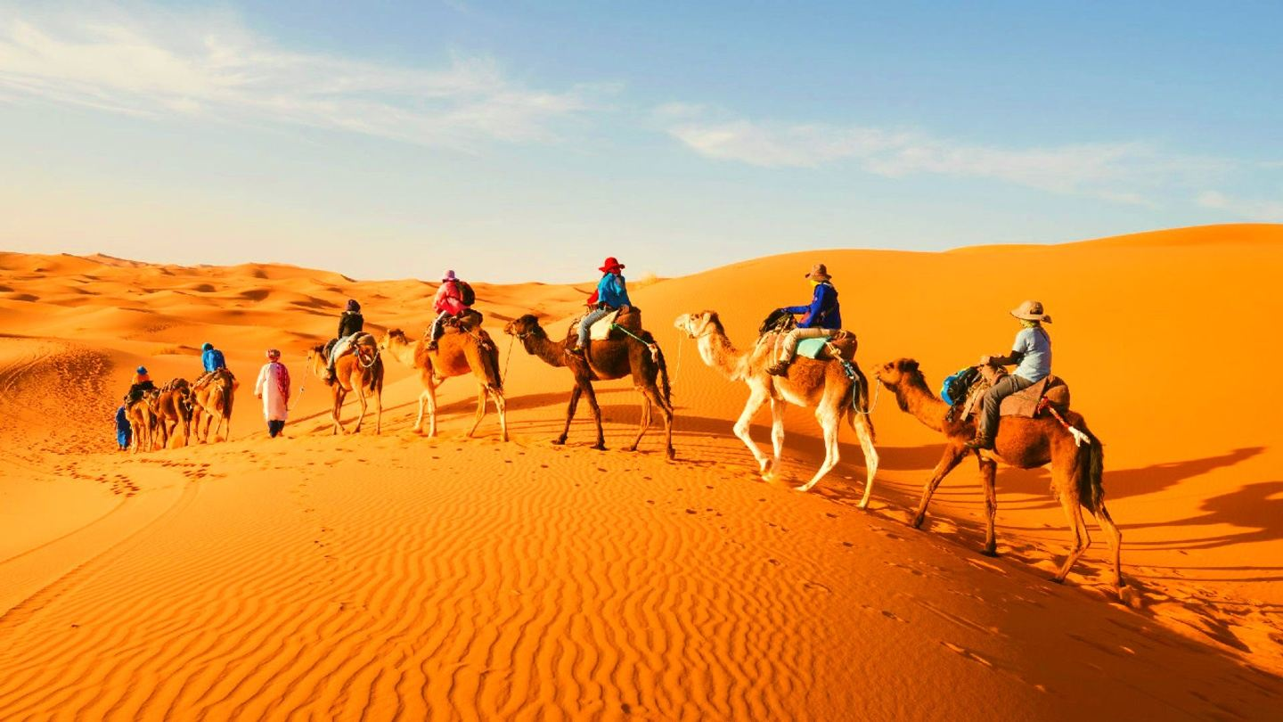 3 DAYS TOUR FROM MARRAKECH TO SAHARA AND ERG CHEBBI