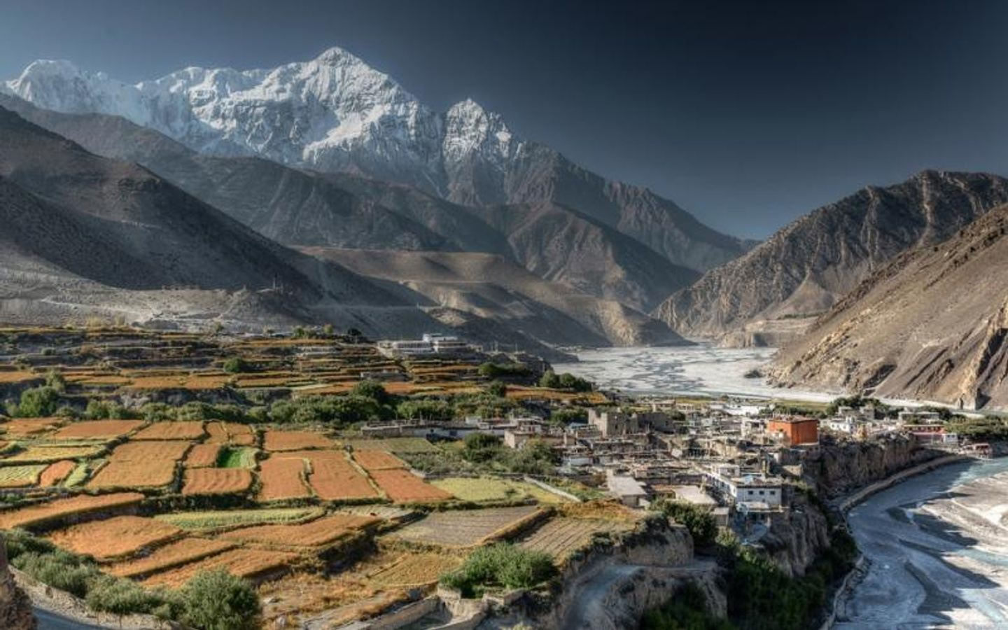 "Upper Mustang ""Little Tibet"" Nepal Yoga Adventure"