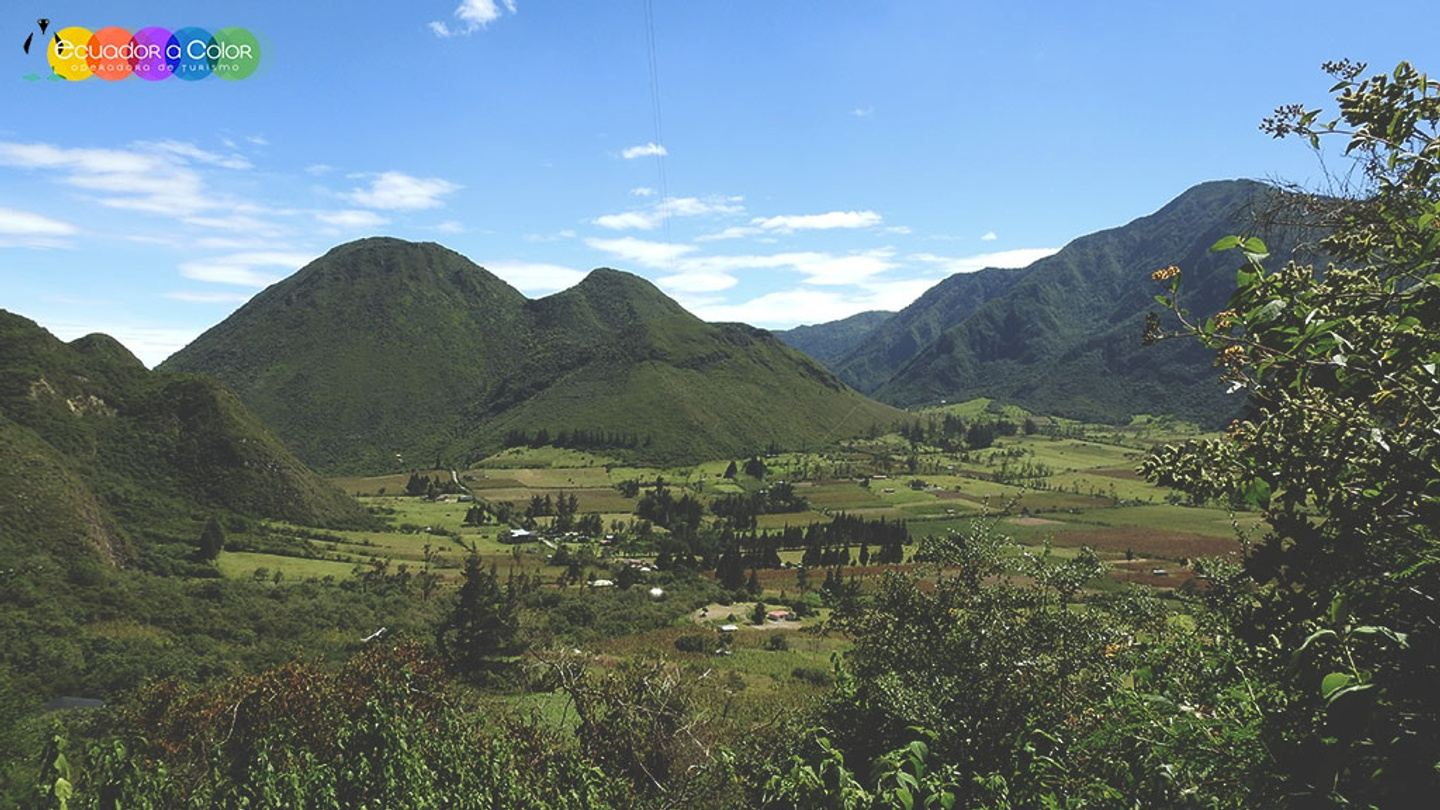 Tour Pululahua Crater Hike Full Day