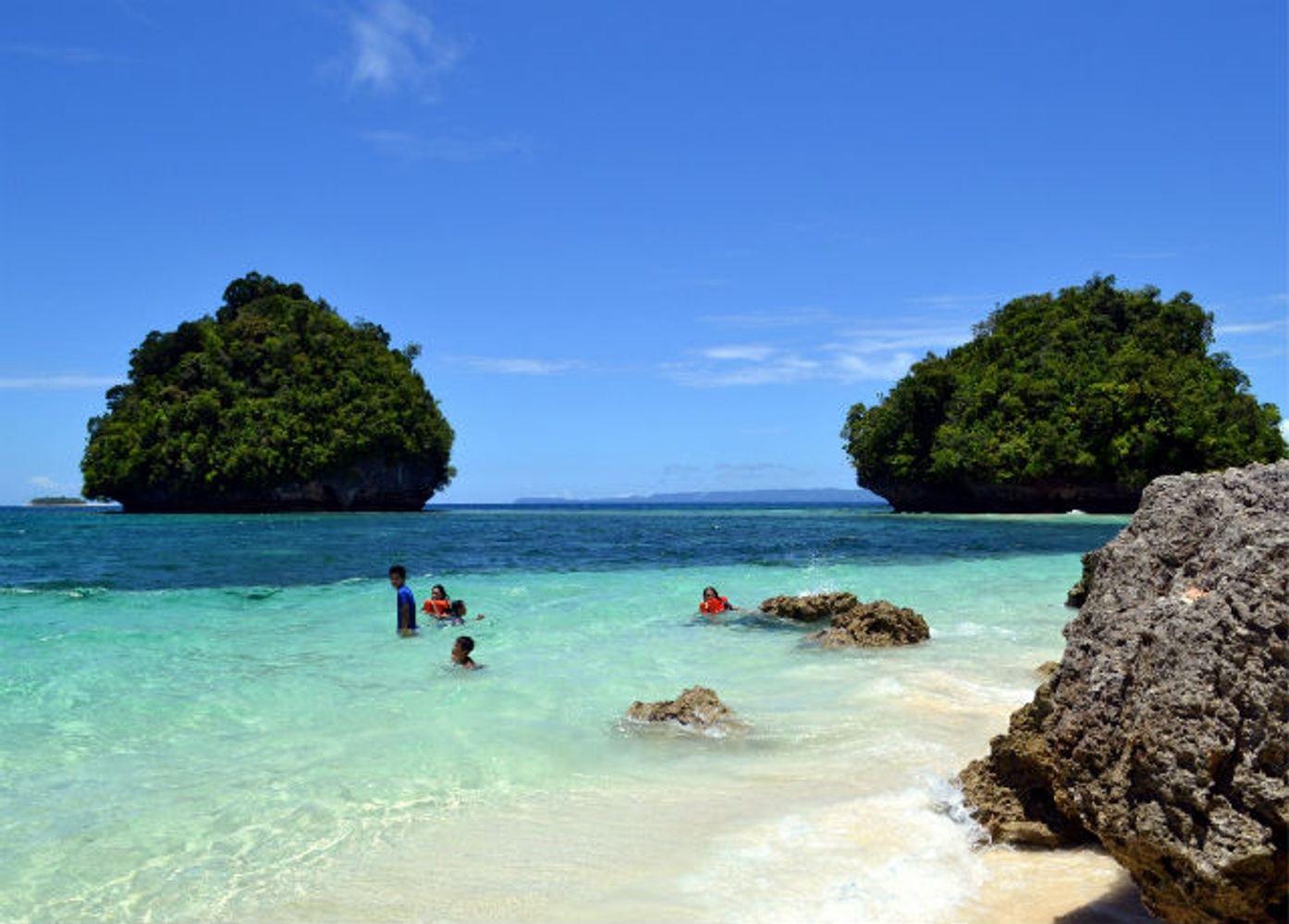 [TEST TRIP] Island Hopping