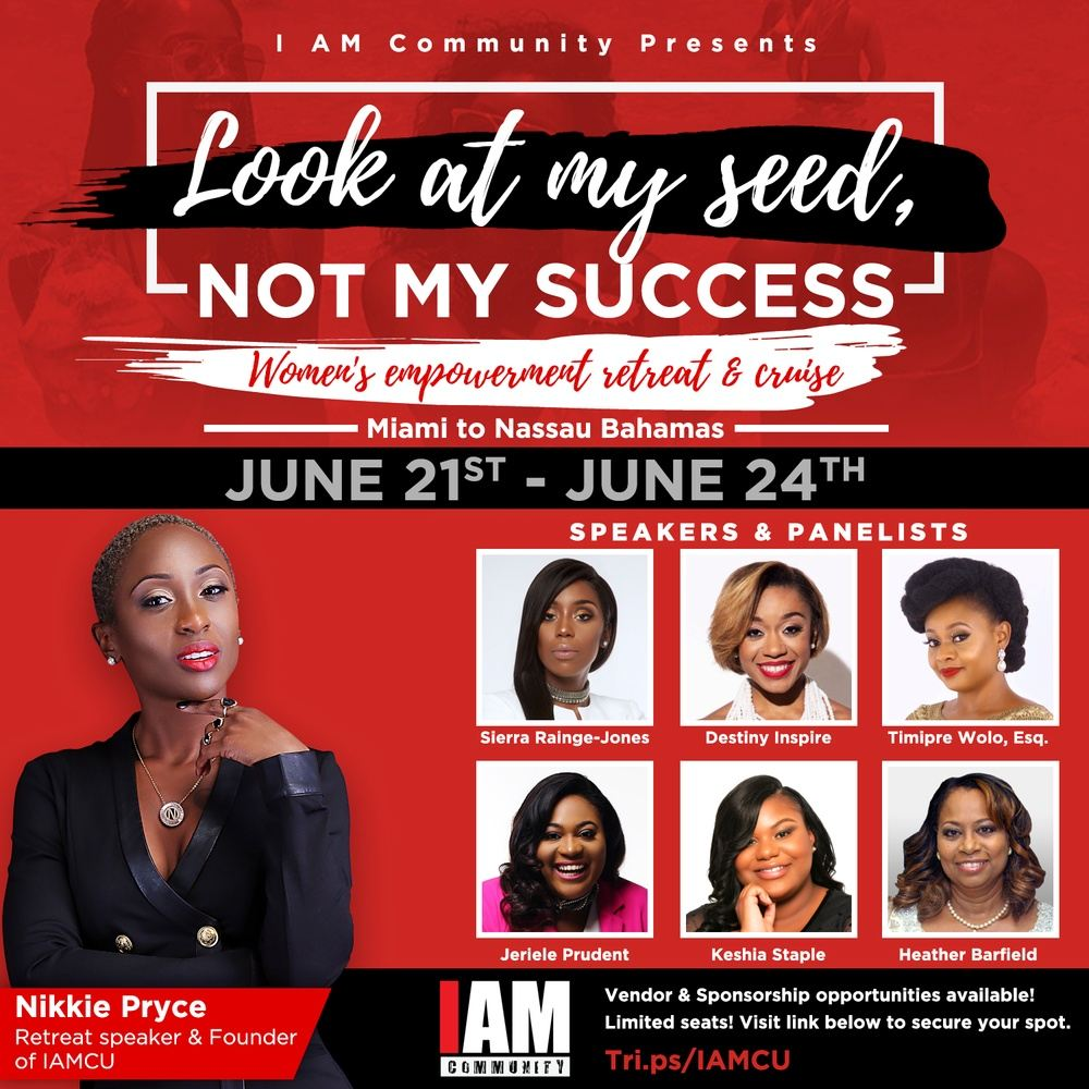 I AM Community Retreat 2019: Speaker & Panelists