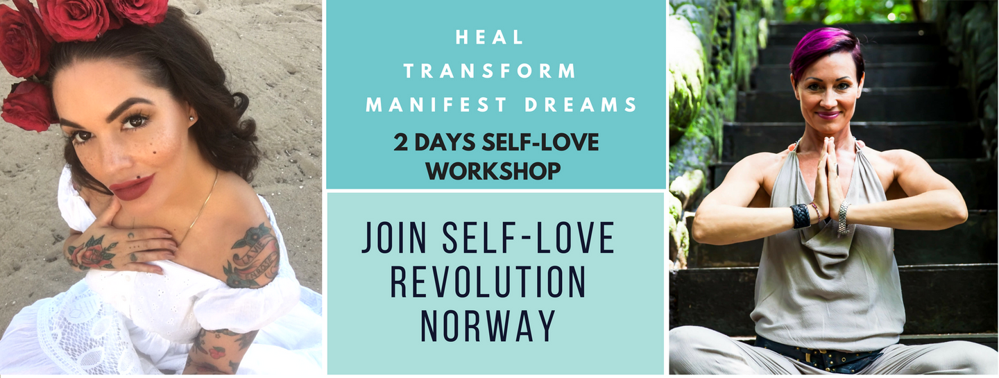 2 Days of Deep Transformational Self-Love Journey in Oslo