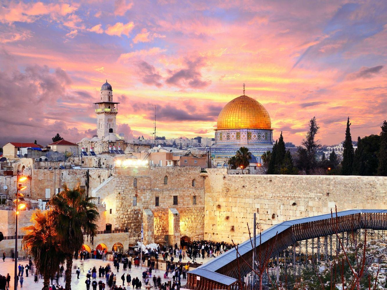 [Test] Holy Land Tour