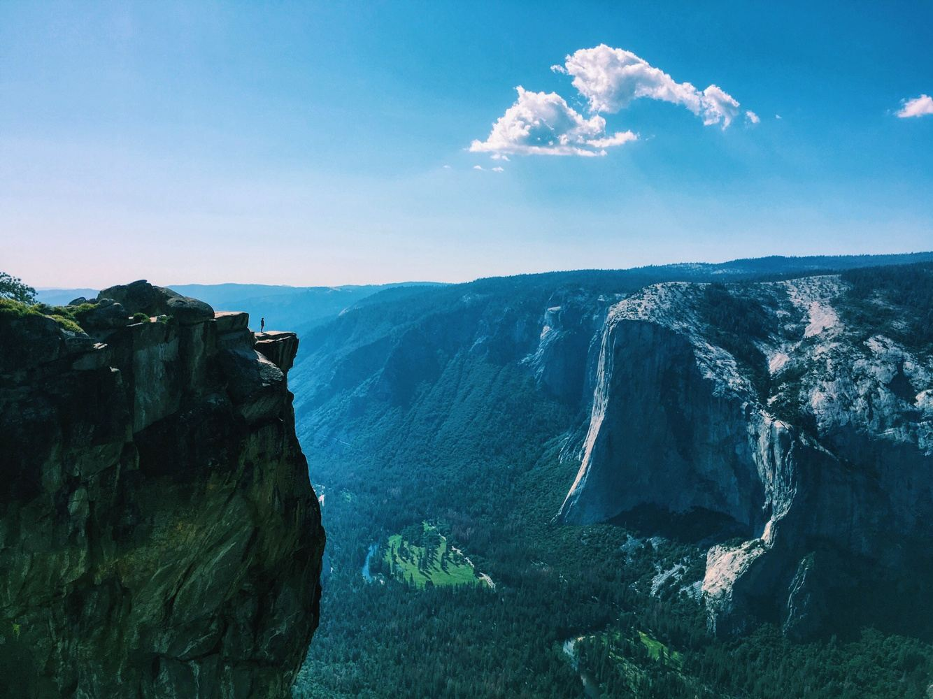 Yosemite + Mammoth Lakes California Trail Running Vacation October