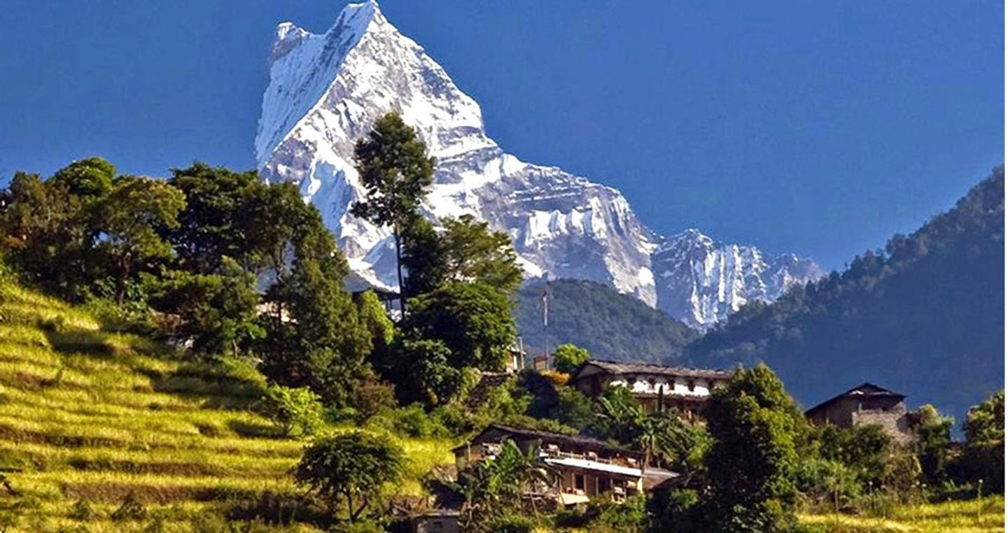 10 Day Mardi Himal Trek