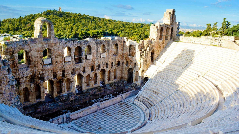 Mythical Greek Civilization Tour. 6 Days /5 Nights