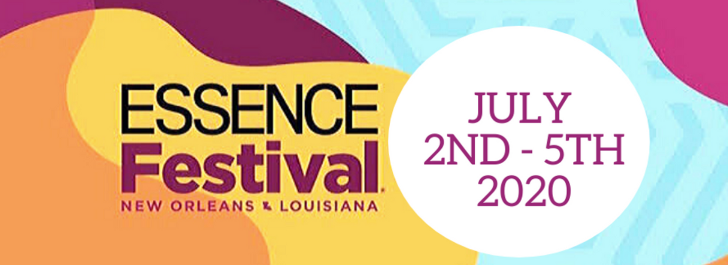 The Essential Retreat: New Orleans Essence Fest 2020