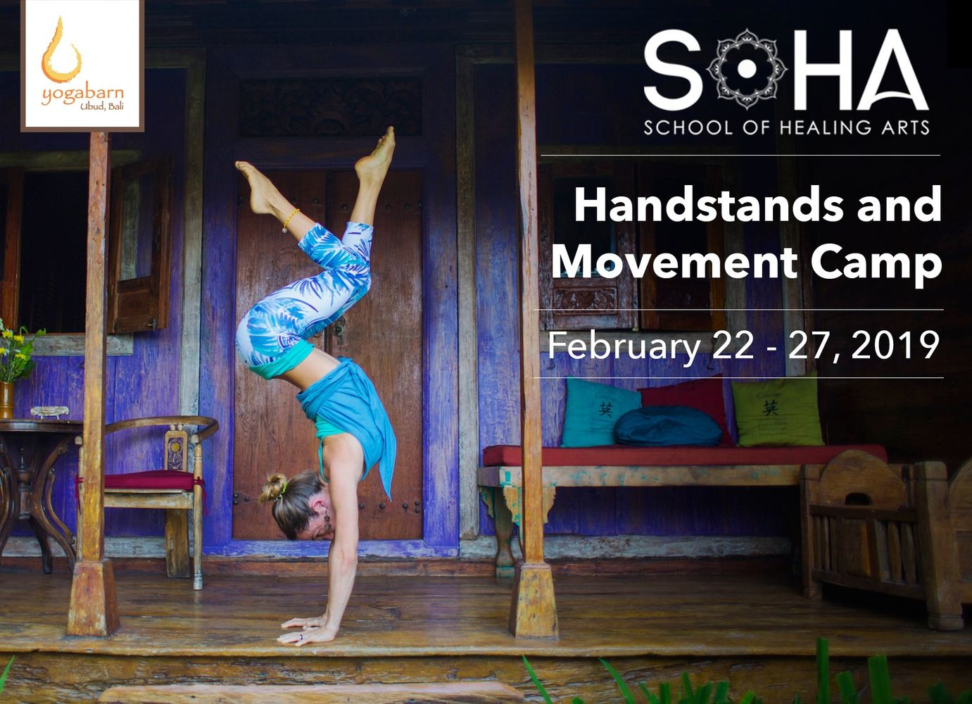 Handstands and Movement Camp