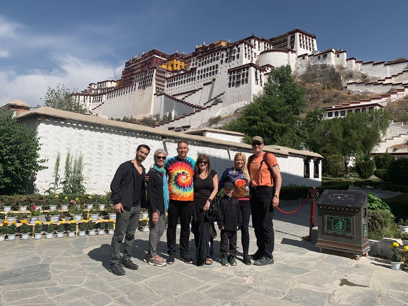 10 Days Lhasa Shigatse Mt.Everest Namtso Tour
