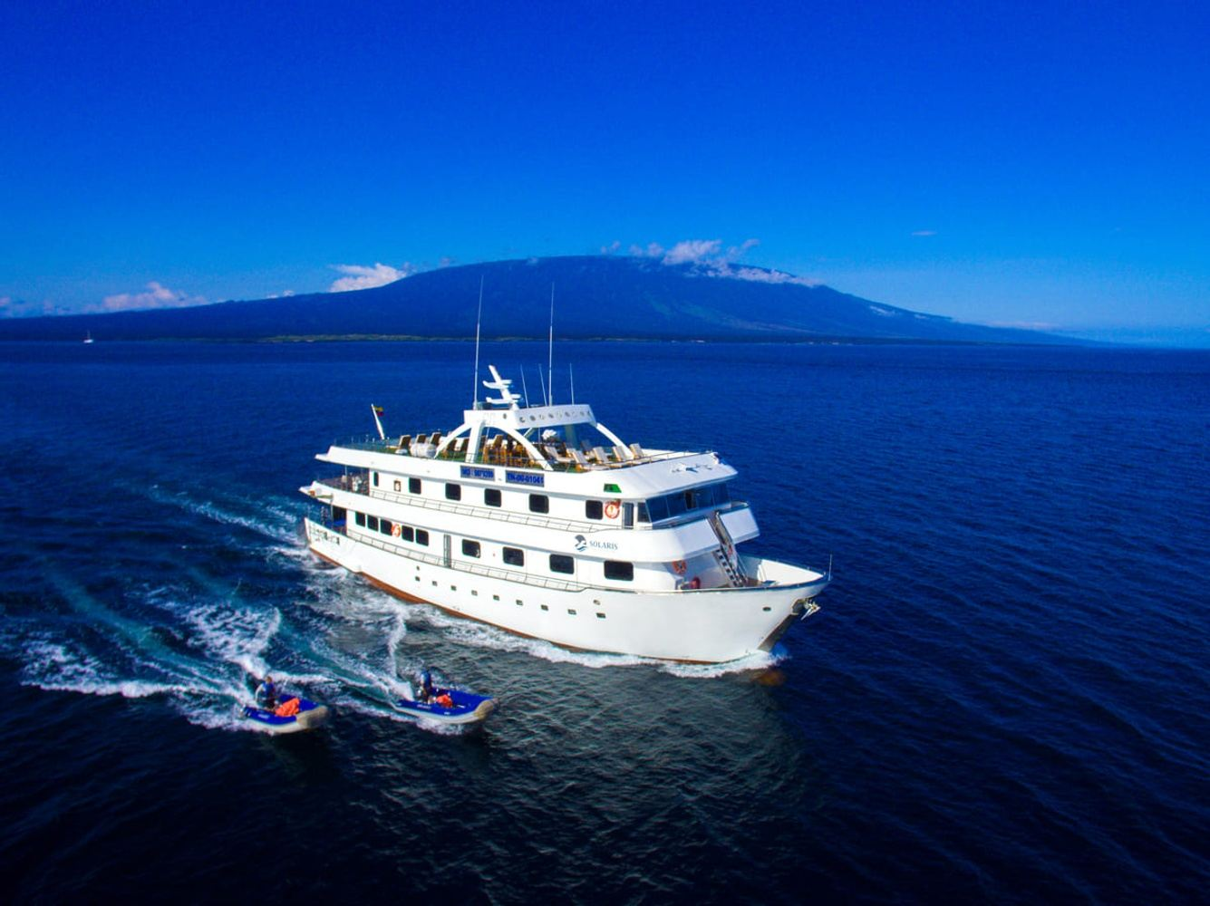 Galapagos Cruise & Quito New Year Trip / 8 days - 7 nights (copy)
