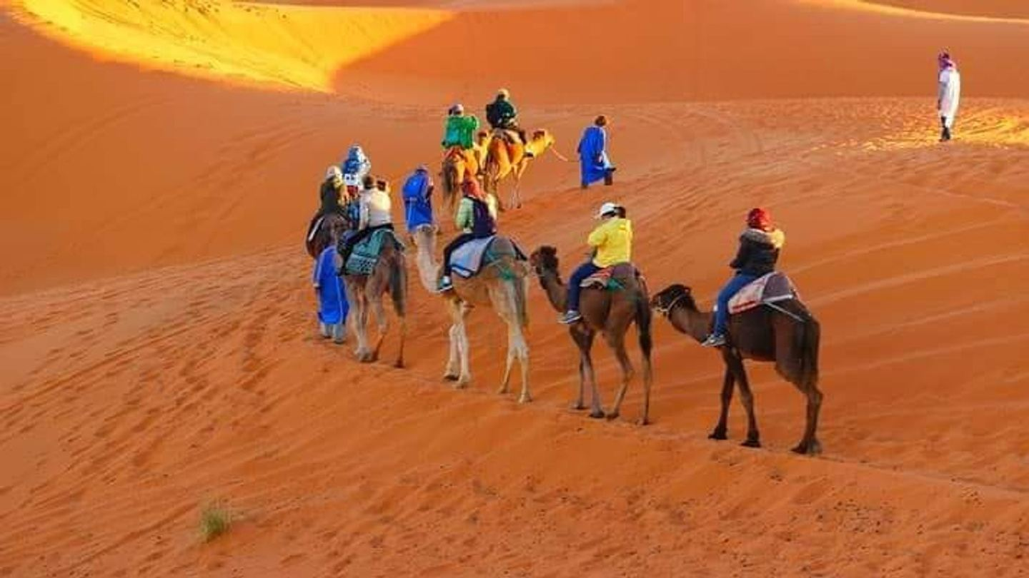 Best Morocco tour - Morocco excursion
