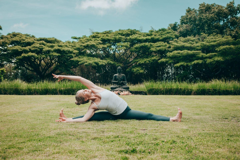 Yoga & Sound Healing with Nicole Cronin