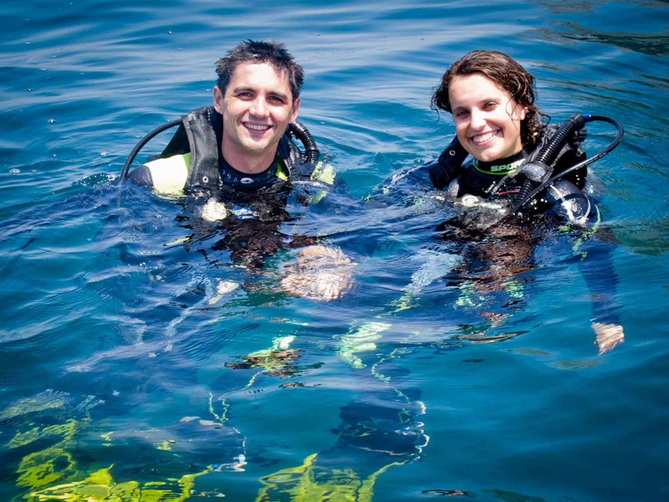 Coiba day trip for certified divers