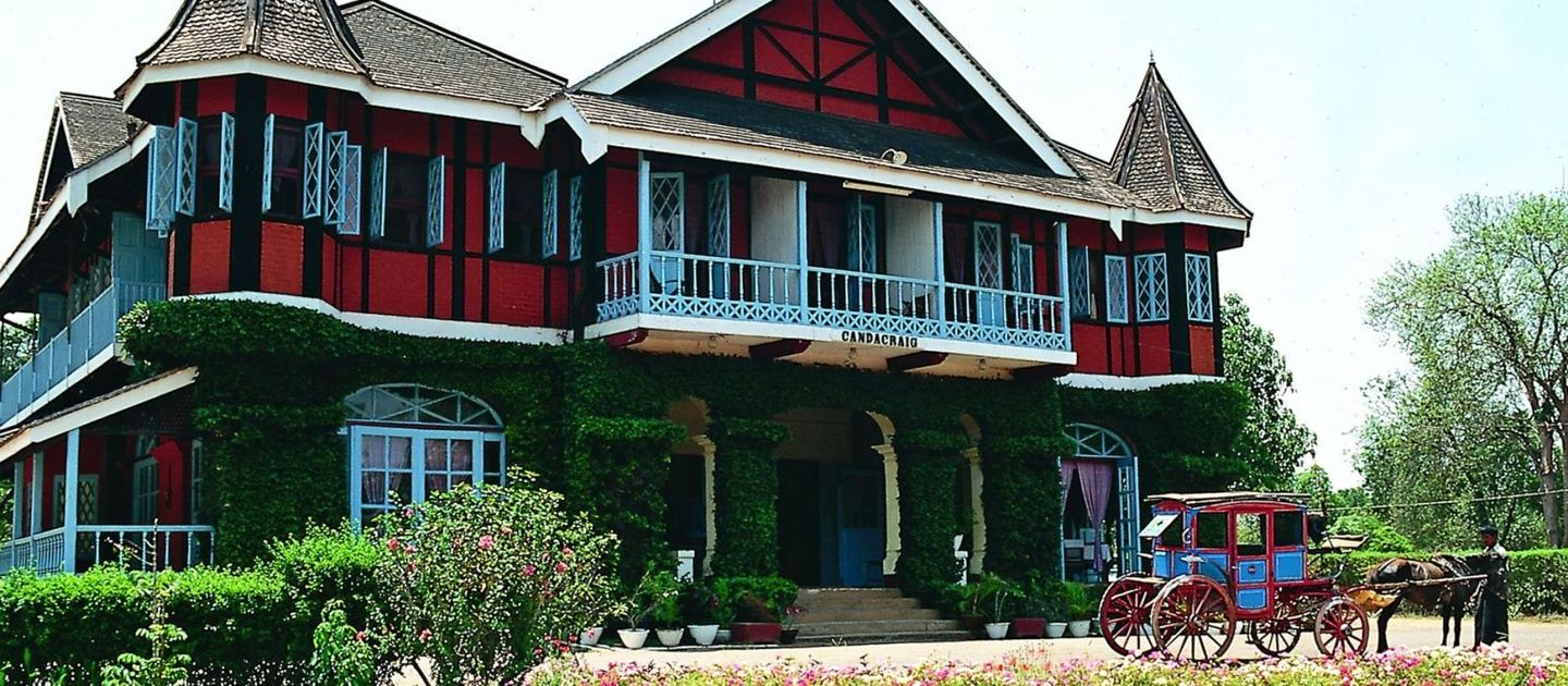 Get A Fabulous Glance At Former Hill Station Town
