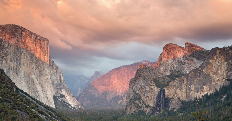 Yoga in Yosemite Adventure Retreat