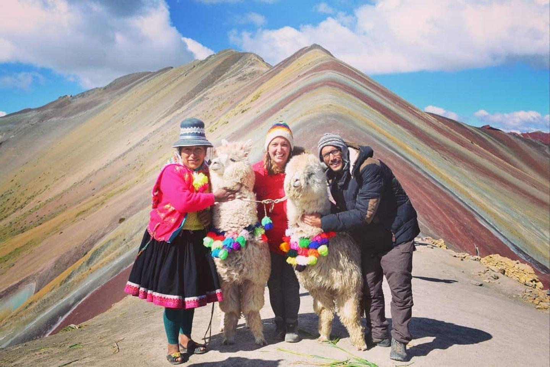 Tour la Montaña de 7 Colores